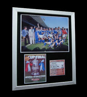 IPSWICH TOWN 1978 FA CUP FINAL LIMITED Numbered FRAMED+EXPRESS GLOBAL SHIPPING