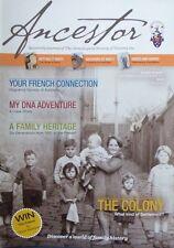 Ancestor Magazine - Build Your Family Tree - Sep-Nov 2011 20% Bulk Discount