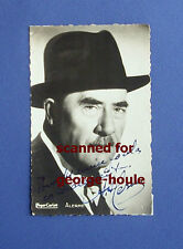 ANDRE ALERME - PHOTOGRAPH- AUTOGRAPH  - CARNIVAL IN FLANDERS -70 FILMS