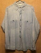 Vintage 1950's Pennys Chambray Shirt