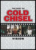 COLD CHISEL - VISION : THE BEST OF DVD ~ JIMMY BARNES~IAN MOSS~DON WALKER *NEW*