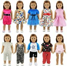 "10 Dolls Clothes Sets- For American Girl Dolls & Kmart ""Our Generation"" Dolls"