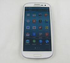 Samsung SPH-L710 Galaxy S3 III Sprint Phone  GOOD (White)