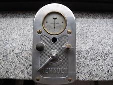 RENAULT Zündschloss Vorkrieg mit Amperemeter Sicherung und 4-fach Zündschalter