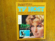 July 31, 1982 Pa. TV Host Magazine(BO  DEREK/FLEETWOOD  MAC/TARZAN  THE APE  MAN