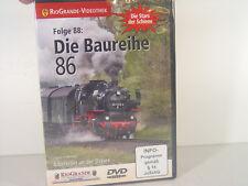 Die Baureihe 86 - Riogrande DVD Film (Inf.Pr.g.§14JuSchG) - Folge 88 -  6388