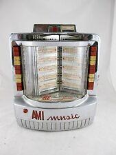 ORIGINAL AMI MUSIC TABLE MODEL JUKEBOX, COIN OP. C1955