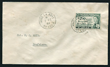 ST. LUCIA: (15192) ANSE LA RAYE cancel/cover