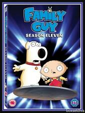 FAMILY GUY - COMPLETE SEASON 11 **BRAND NEW  DVD BOXSET***