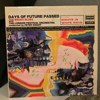 "MOODY BLUES - Days Of Future Passed (DES 18012) - 12"" Vinyl Record LP - VG+"
