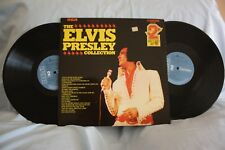 The Elvis Presley collection 2 x Record set L.P.