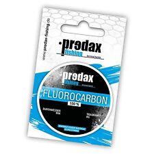 (1,00€/1m) Predax Fluorocarbon Vorfach 1,00mm 33,7Kg 20m Spule, Vorfachschnur, S