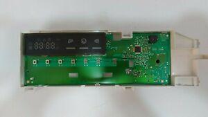 Scheda display programmata usata asciugatrice Bosch-007524457
