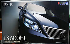 2007 Lexus LS 600 hL Hybrid V8 JDM 1:24 Fujimi 037530