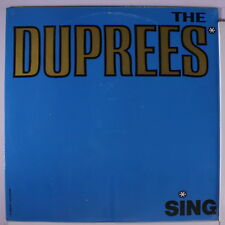 DUPREES: The Duprees Sing LP Sealed Vocal Groups