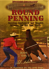 Round Penning: Building Confidence and Respect Clinton Anderson 3-disc Dvd