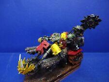 FORGEWORLD Orc Warboss on Bike der Space Orks