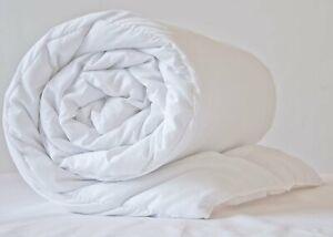 4.5 Tog Duvet Keep Cool Spring Summer  Quilt - SUPER KING SIZE - Made in the UK