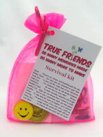 BEST FRIEND SURVIVAL KIT THANK YOU PERSONALISED FUN NOVELTY GIFT BIRTHDAY CARD