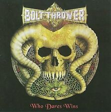 BOLT THROWER - WHO DARES WINS NEW CD