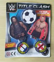 WWE Title Clash Table Top Board Game Hocket Football - Brock Lesnar Roman Reigns