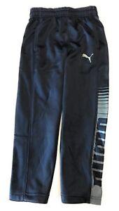 Puma Big Boys Mesh Knit Pants