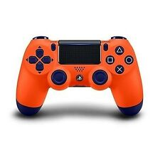 Gamepad original Sony PS4 DualShock naranja