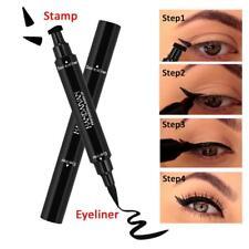 Winged Eyeliner Stamp Waterproof Makeup Womens Eye Liner Pencil Black Liquid AU