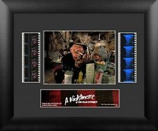 Film Cell Genuine 35mm Framed & Matted A Nightmare On Elm Street USFC5512 LE