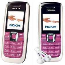 Brand New Nokia 2610 Unlocked Gsm Black Red White Blue & Pink Mobile Phone