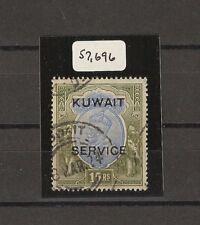 KUWAIT 192 SG O14 USED Cat £650 . CERT