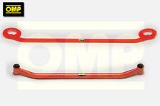 OMP FRONT UPPER & LOWER STRUT BRACE AUDI A3 MK1 1.8 20v