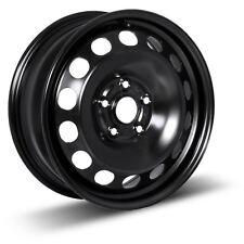 4 New 16X6.5 +40 Black Steel Wheels Rims 5X114.3 5x4.5