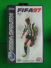 Sega Saturn Fifa 97 versione PAL  con box