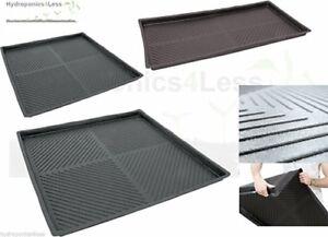 120 x 60cm 100cm 120cm Square Rectangular Tray Hydroponics Drip Systems PLANT!T