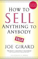 How to Sell Anything to Anybody by Girard Joe ( E-ß00K )
