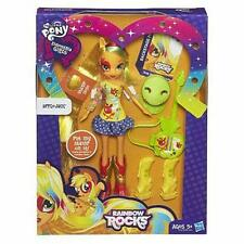 My Little Pony Equestria Girls Doll - Applejack with Guitar