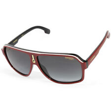 Carrera 1001/S 0A4 9O Polished Red on Black/Grey Gradient Men's Sunglasses