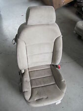 Beifahrersitz Audi A3 Modell 2003 2türig Alcantara Farbcode: EH twist-beige