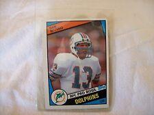 1984 Topps Football Dan Marino #314 Rookie Card - Rare - Worldwide Fast Shipping