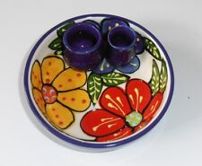 Spanish Ceramic Handpainted Olive Dish