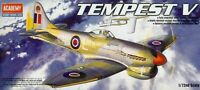 MODEL AIRCRAFT ACADEMY HAWKER TEMPEST V 1:72 SCALE NEW