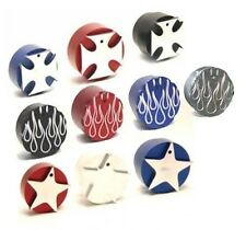 90-04 Ford Mustang air condition a/c Billet Aluminum control knobs 1990-2004