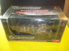 Motorworks M113A2 Armored Personnel Carrier Tank Vehicle 1/18 Scale