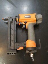 Ridgid R150FSE 18-Gauge 1-1/2 in. Finish Stapler