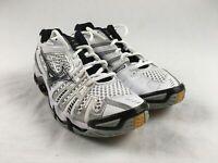 Mizuno Running, Cross Training White/Black Used Multiple Sizes