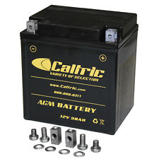 AGM BATTERY Fits HARLEY DAVIDSON FLHTC ELECTRA GLIDE CLASSIC 1997-2005 2007-2013