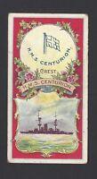 HILL - BATTLESHIPS & CRESTS - #18 HMS CENTURION
