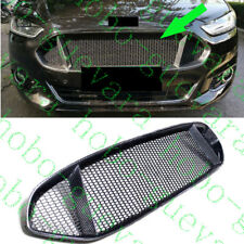1pcs Car UPPER Front Grille Carbon Fiber for Ford Mondeo/Fusion 2013-2016 DIY
