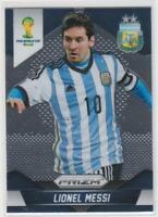 PANINI PRIZM WORLD CUP 2014 Lionel Messi base card